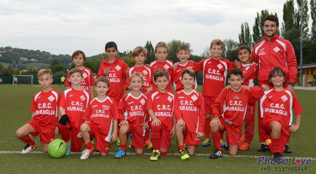 muraglia calcio primi calci 2008
